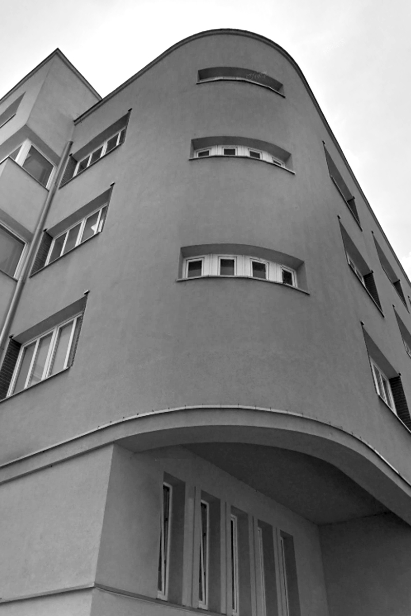 R. Juttner, F. Bolek, 1935, Bielsko-Biała