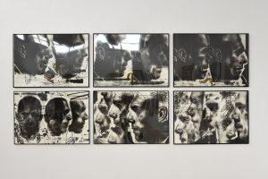 Galeria Pryzmat, fragment wystwy Biel i czerń - kolor i z powrotem. Fot. Piotr Szczur (2)