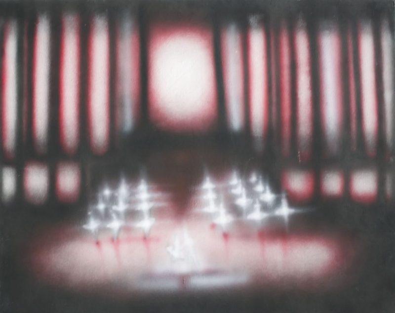 <em>Cherchez lemage</em> – dokumentacja wystawy Veroniki Hapchenko wGalerii i