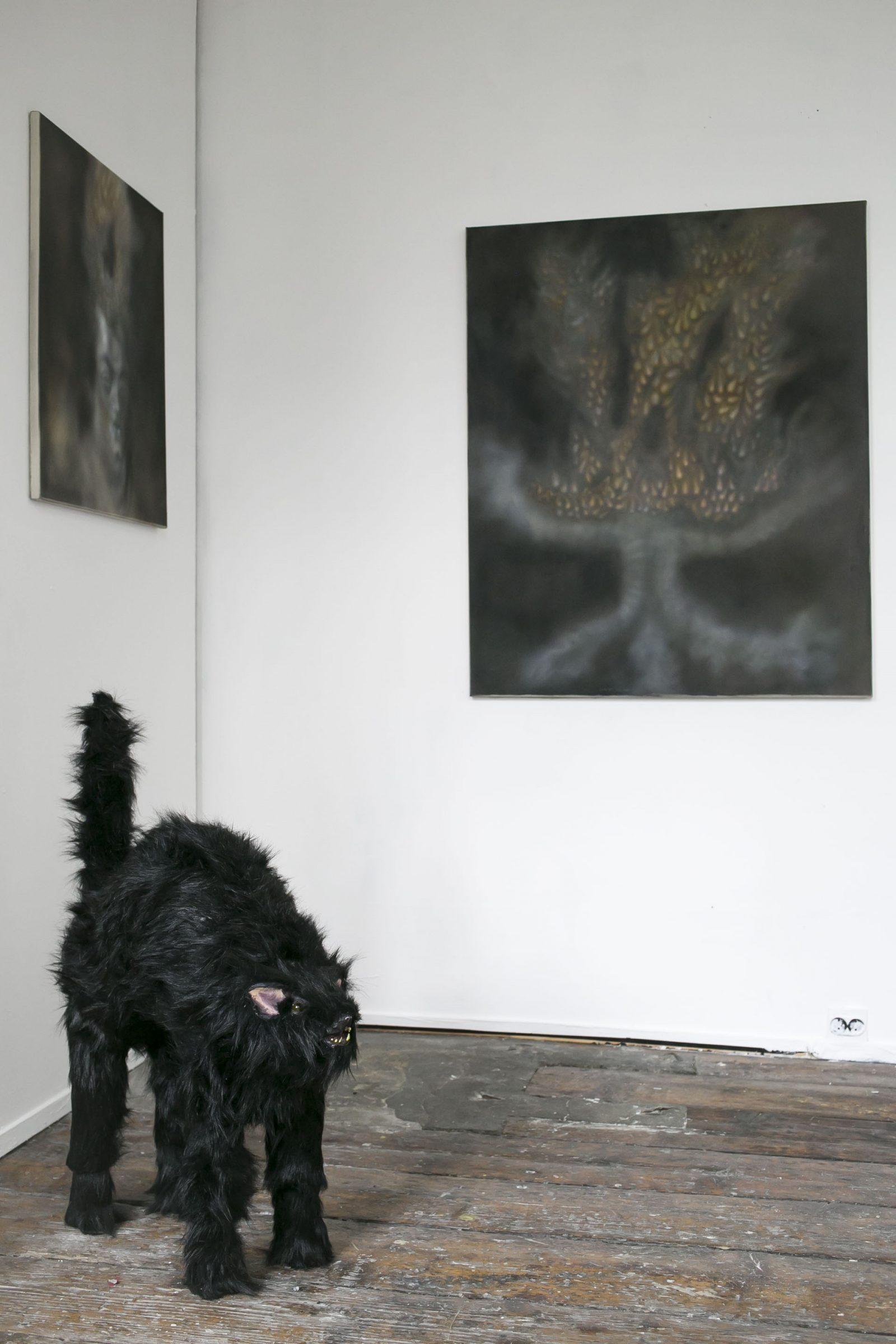 widok wystawy, fot Filip Rybkowski