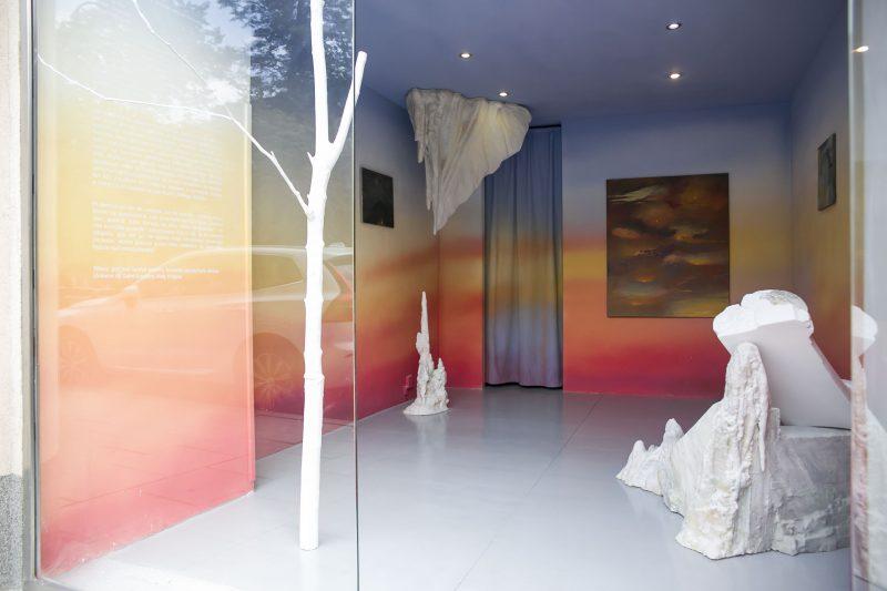 Filip Rybkowski, Michał Sroka, Michał Zawada, <em>Pewnego dnia oglądałem zachód słońca dwanaście razy</em>, Fundacja Galerii Piana