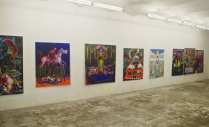 Widok wystawy 1